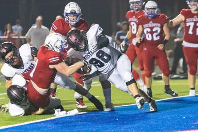 Football - Lipscomb Academy at Page