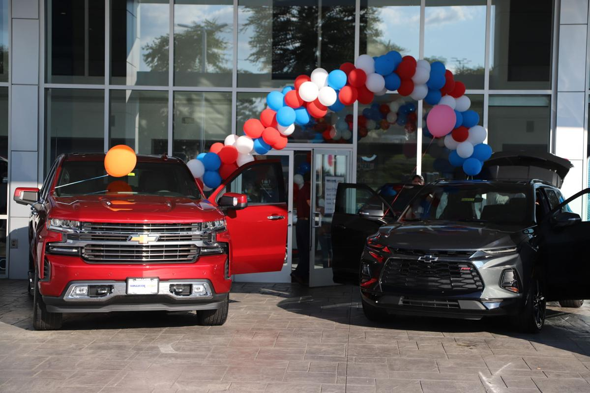 Walker Chevrolet All Star Open House
