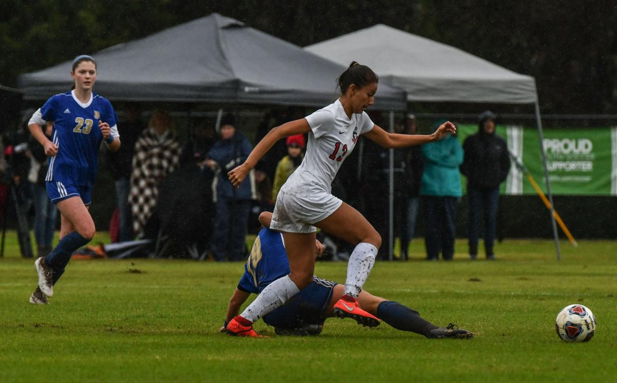 2019 State Soccer – Brentwood vs. Maryville, Class AAA Semifinals