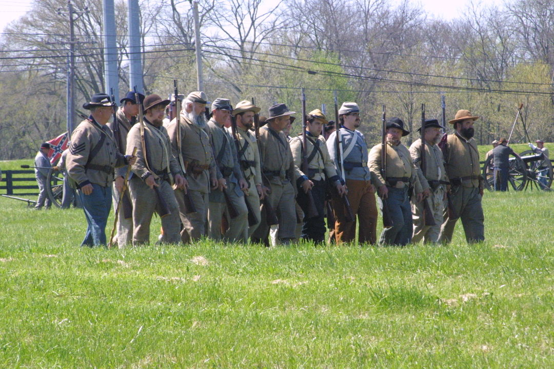 Arrington will be site of two-day Civil War battle