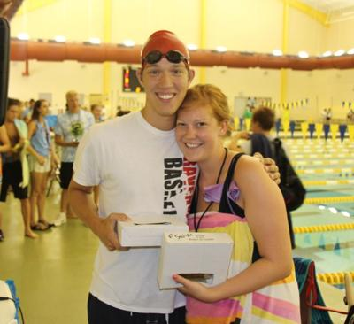Williamson County Swim League hands out annual scholarships | Sports