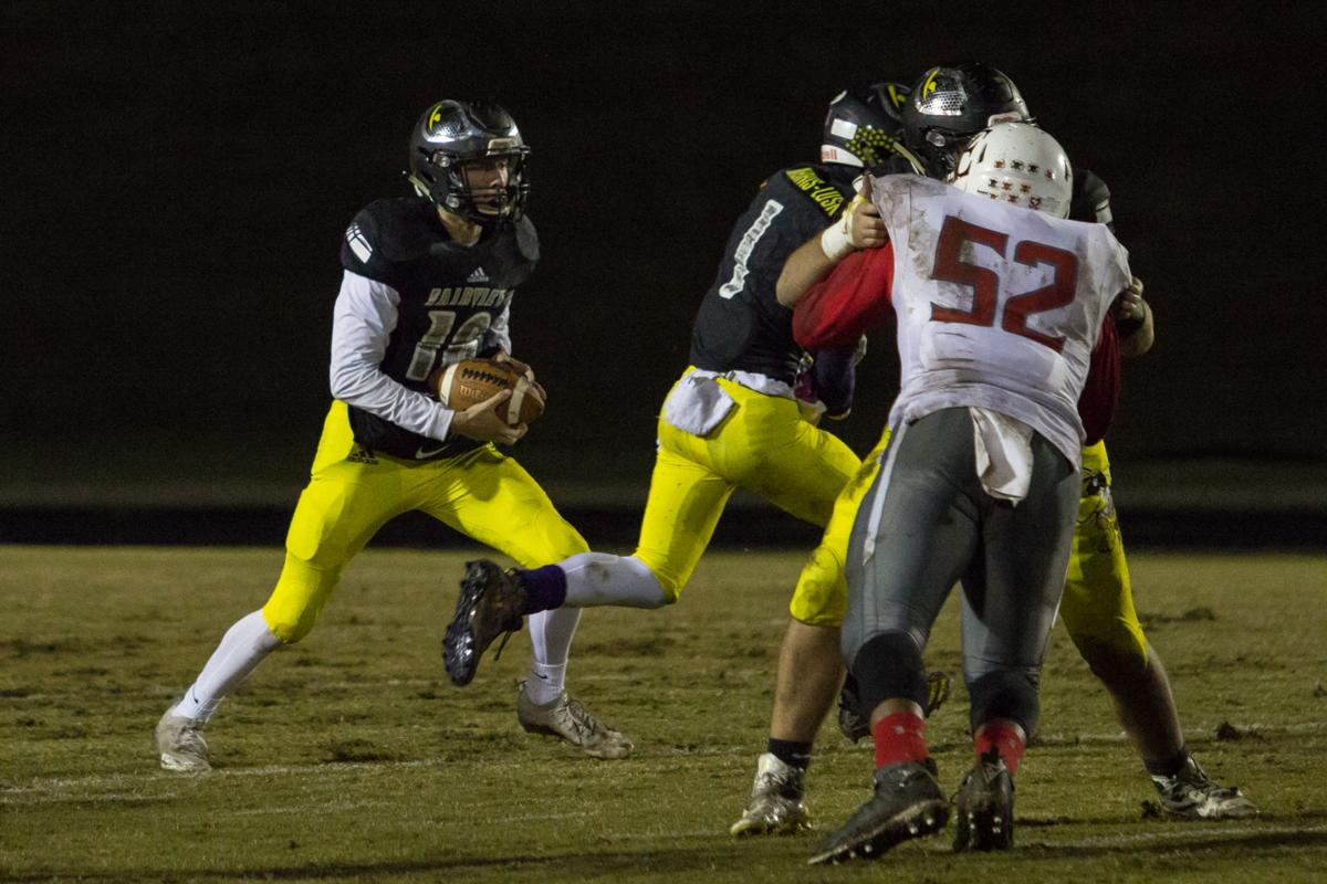 Playoff Football – East Nashville at Fairview