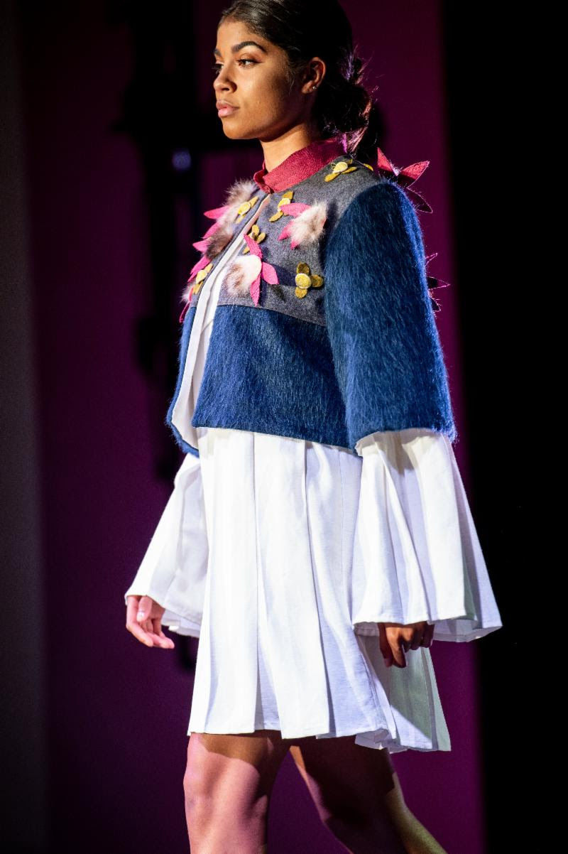 O More College Fashion Show Dazzles Packed Franklin Theatre Wlife Williamsonherald Com
