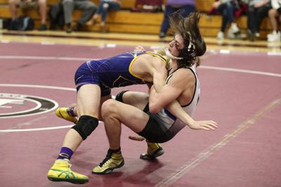Wrestling – Franklin High School Tri-Meet (Nolensville, Clarksville)