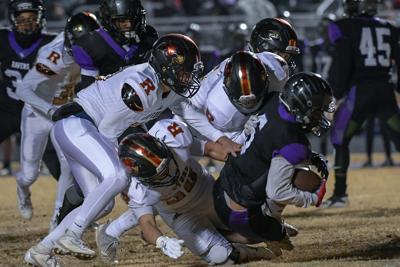 .Playoff Football – Ravenwood at Cane Ridge, 6A 2nd Round
