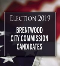 Brentwood City Commission Candidates