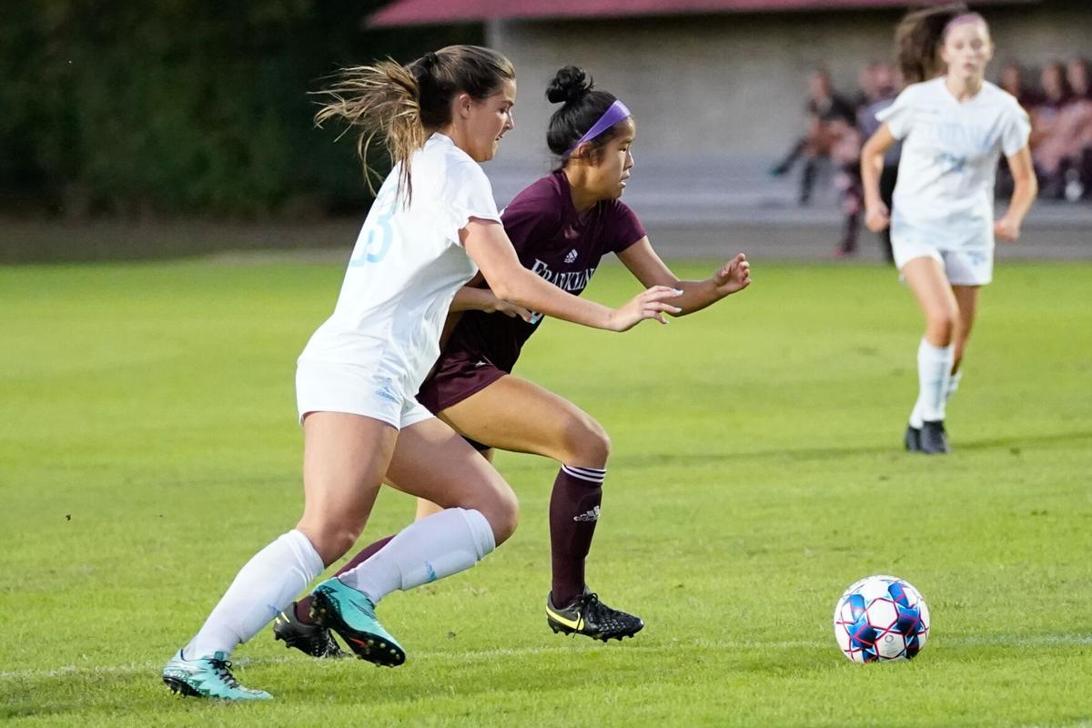 Soccer – Centennial at Franklin