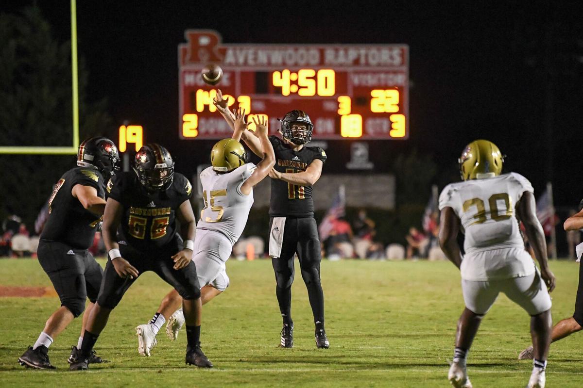 Football – Pulaski Academy at Ravenwood (copy)