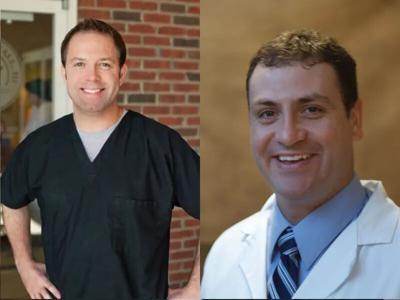 Drs. Paul Maizan, Sean Fox