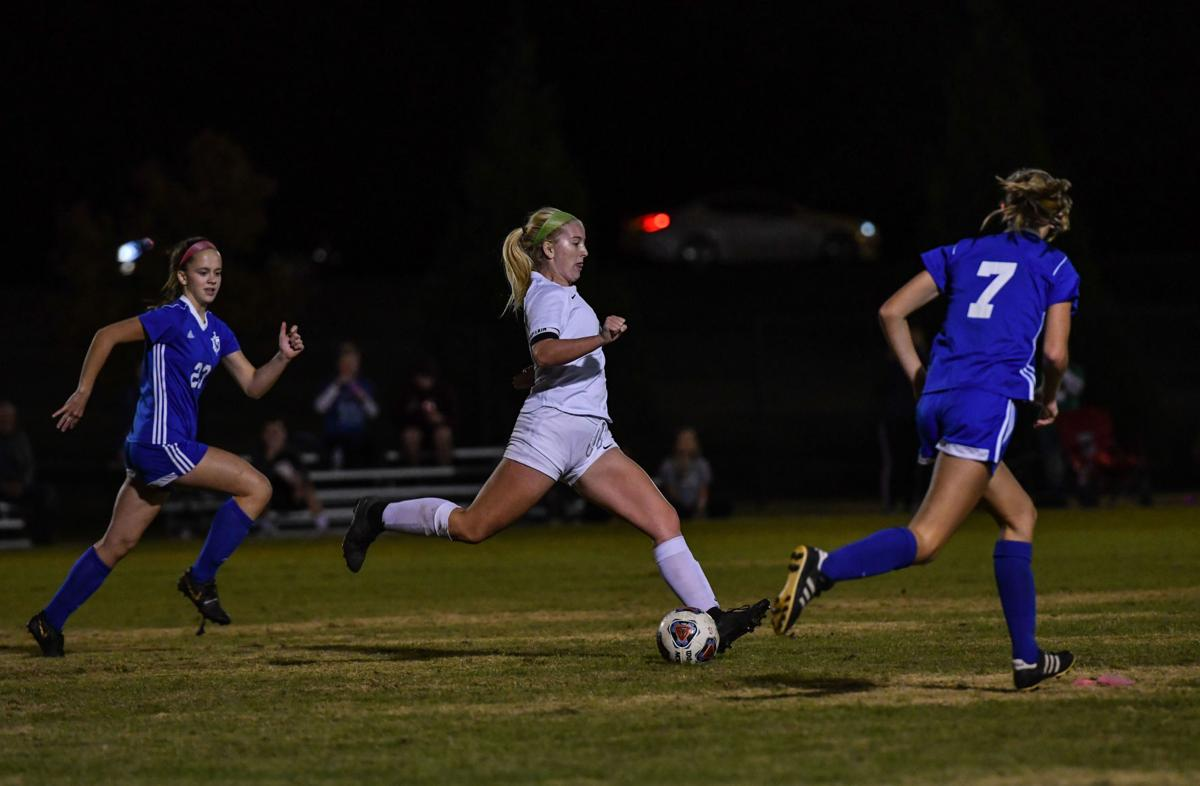 2019 State Soccer – Nolensville vs. East Hamilton, Class AA first round