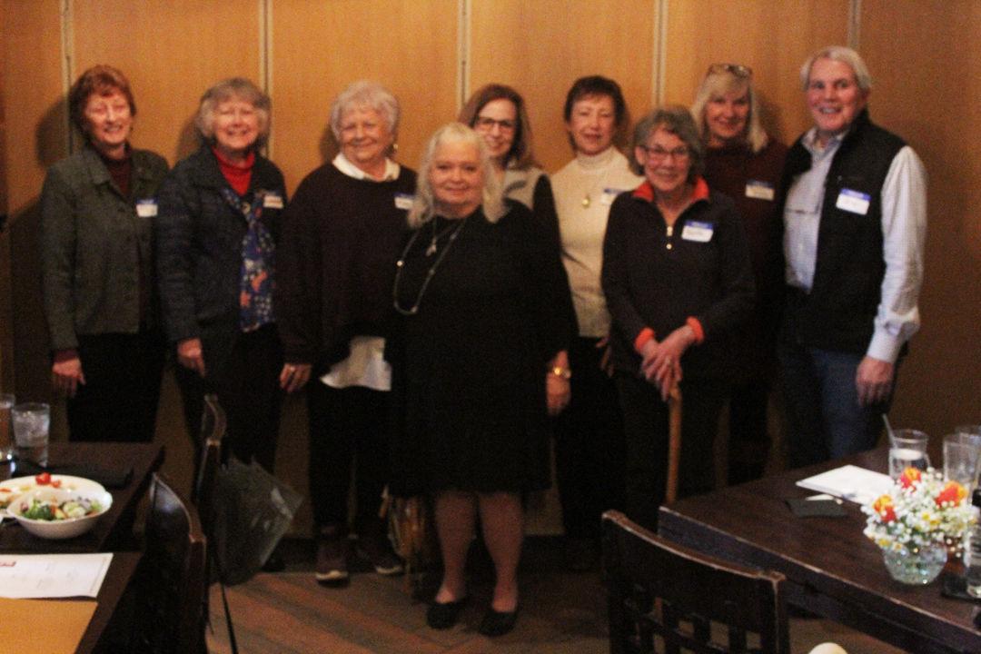 Widows of Veterans Lunch