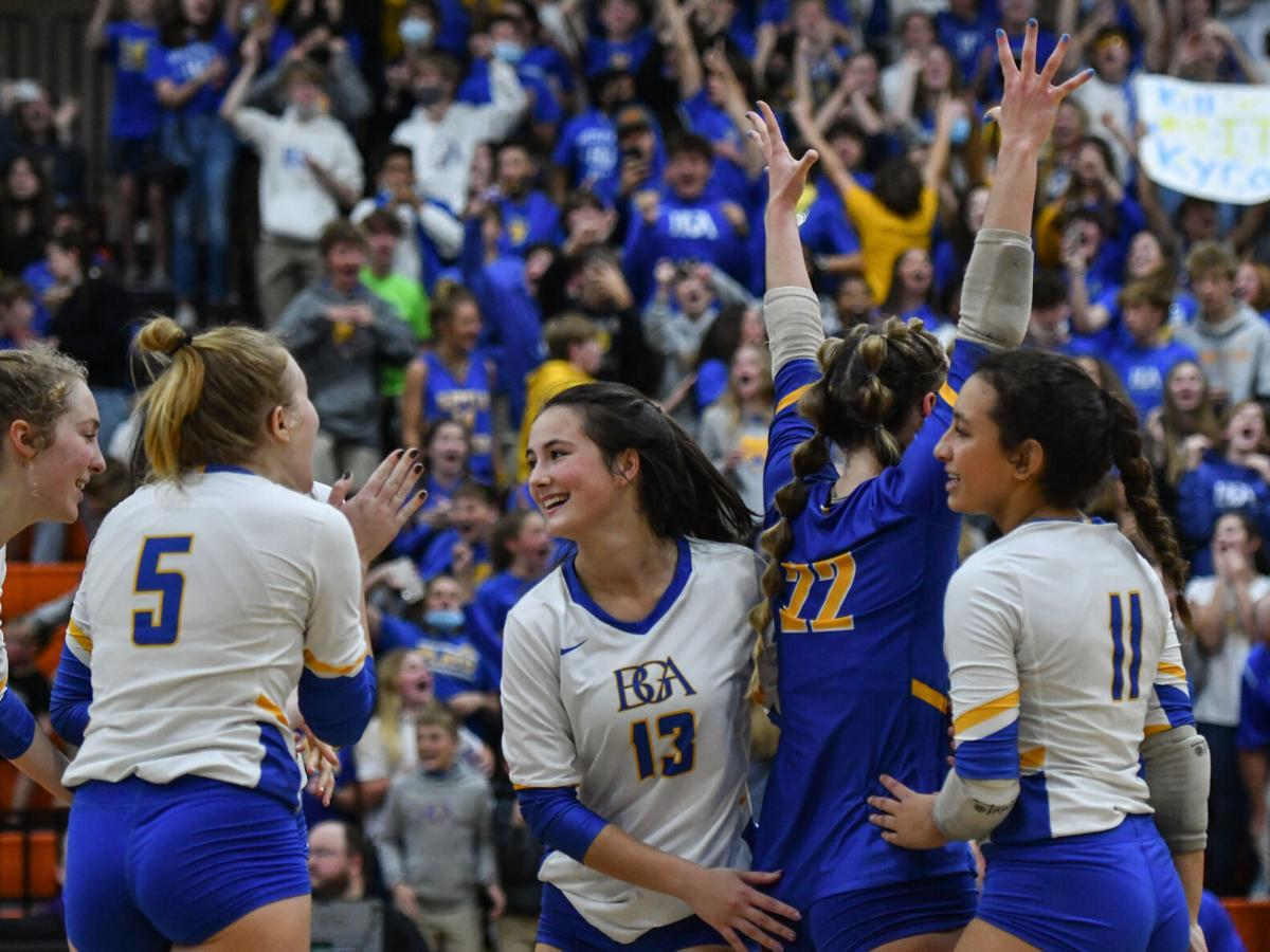Championship Volleyball: BGA makes history, captures first title