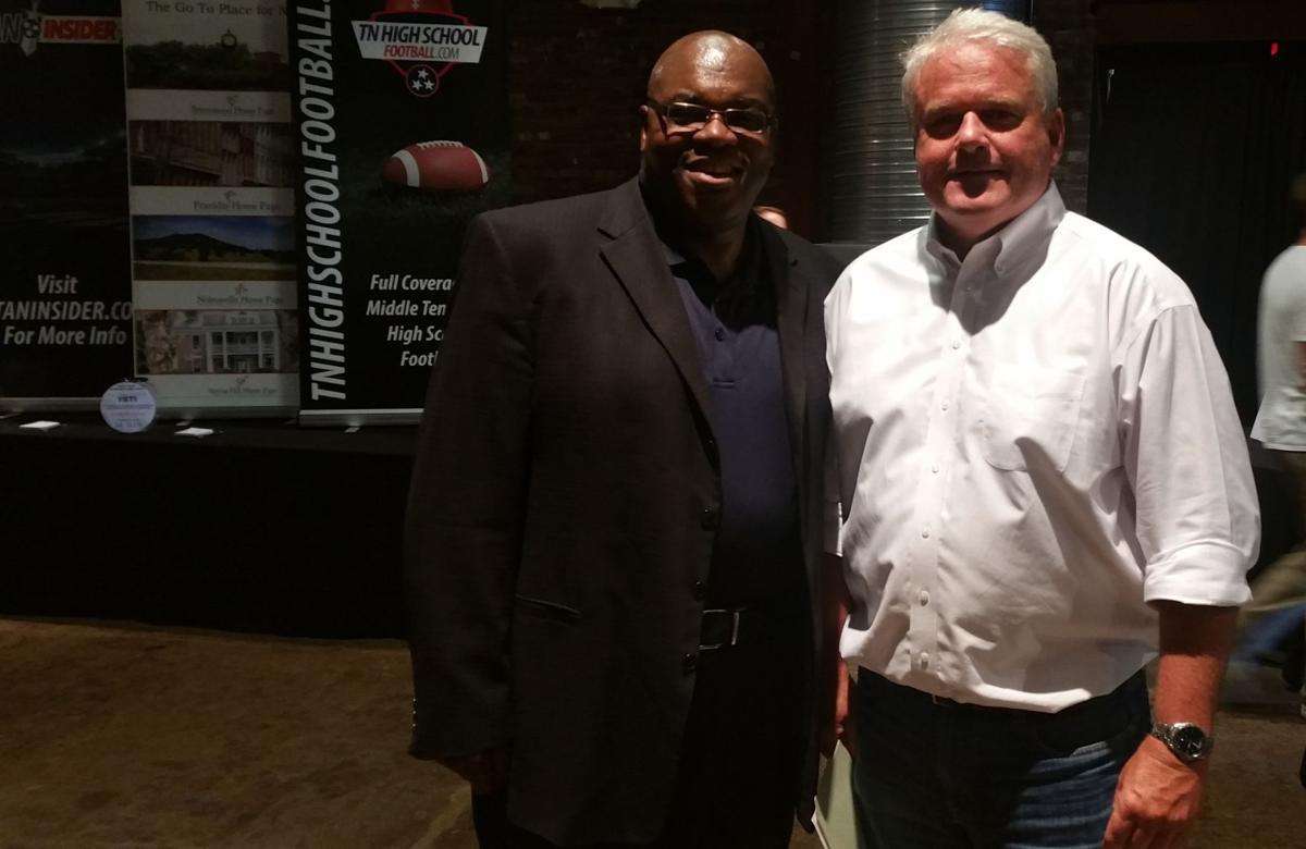 Alvin Jones and David Pack