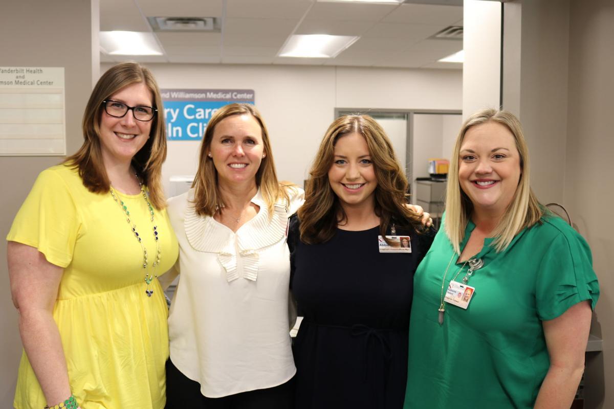 Vanderbilt Health, WMC Walk-In Clinic opens in Nolensville