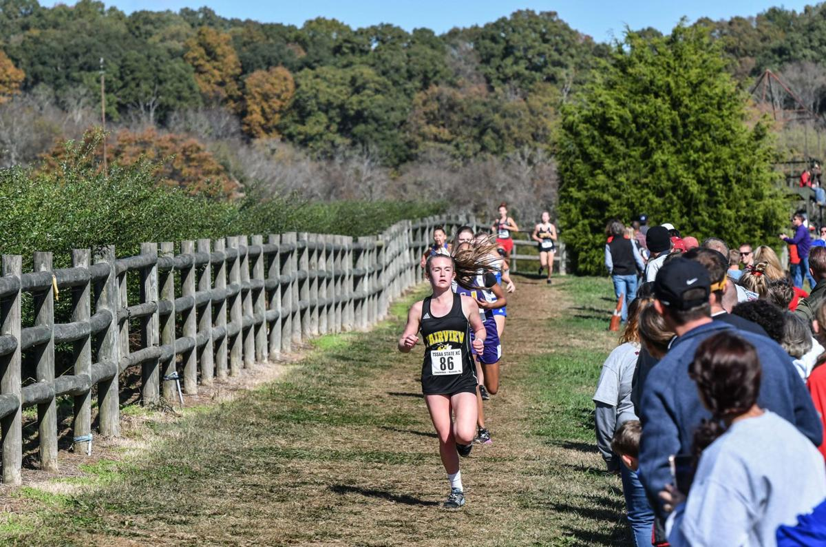 State Cross Country – Division I Small Schools A
