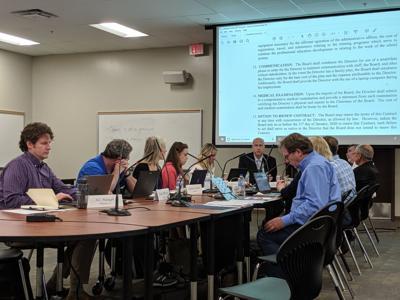 WCS board reviews Jason Golden contract, takes sneak peek at new app