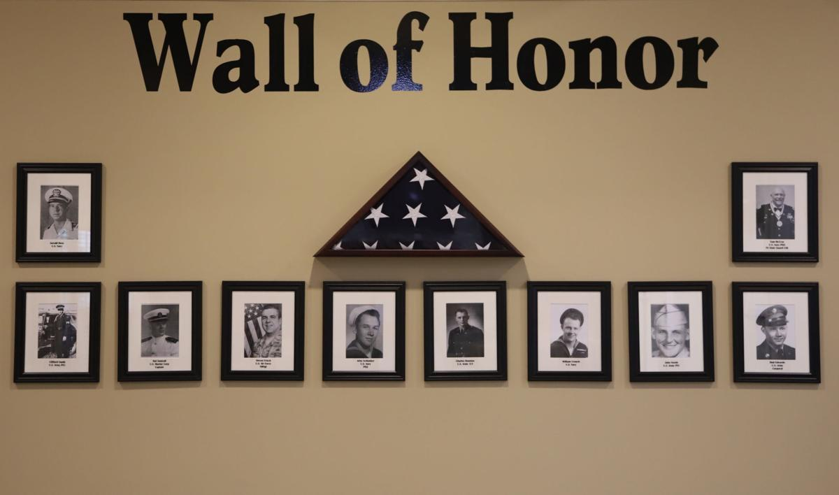 Morning Pointe of Franklin Wall of Honor