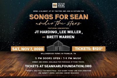 Songs for Sean Songwriter's Night