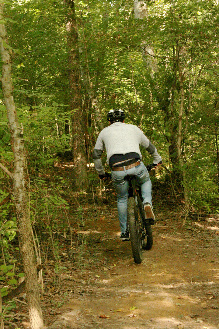 Mountain bike park