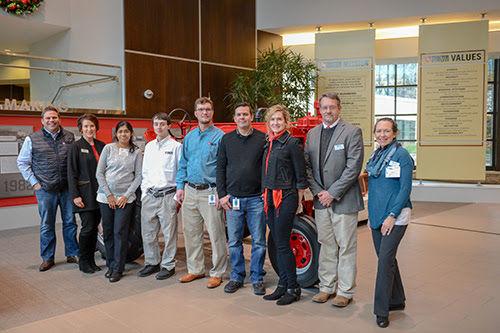 Columbia State, Tractor Supply capstone program