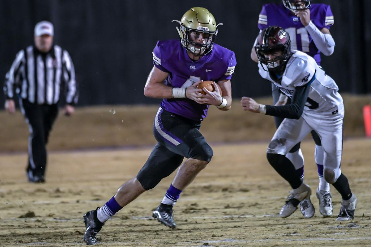 Playoff Football – Lipscomb Academy at Christ Presbyterian Academy, DII-AA Semifinals
