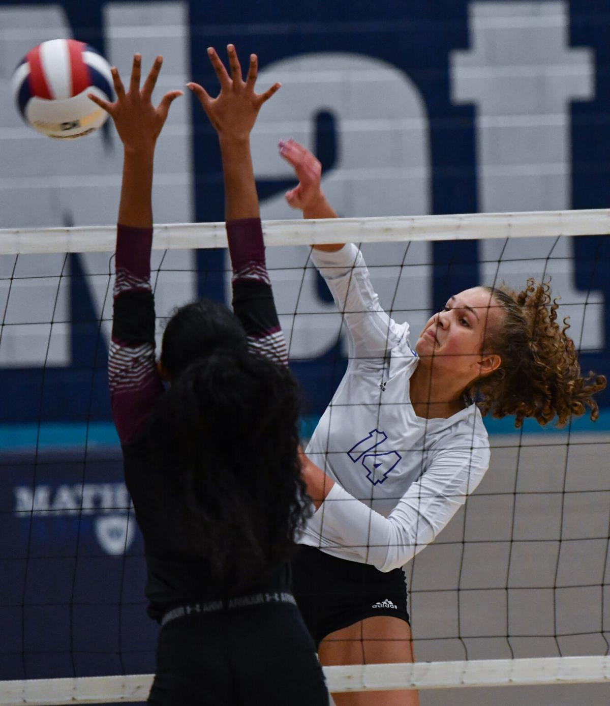 State Volleyball– Collierville vs. Brentwood