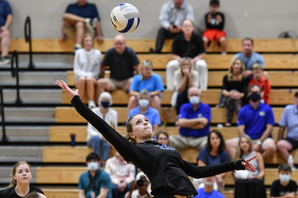 Volleyball– Nolensville at Brentwood