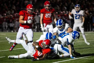Football – McCallie at Brentwood Academy