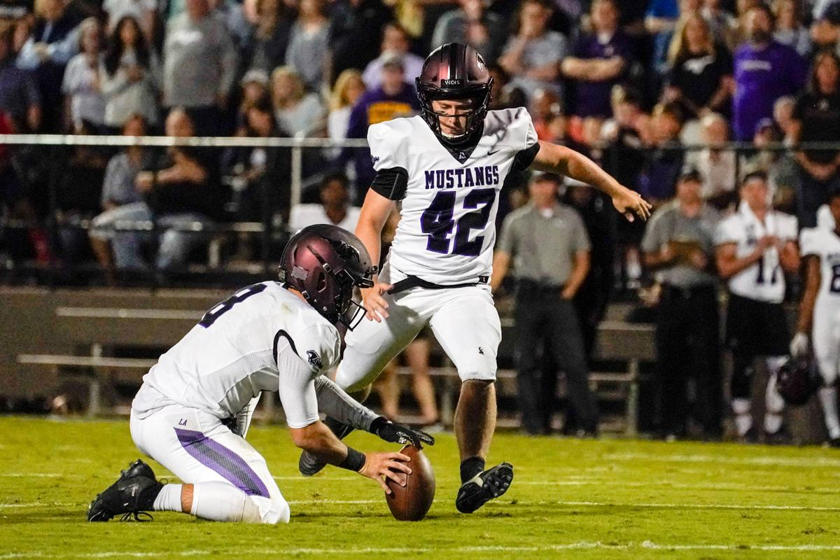 Football - Lipscomb Academy at CPA