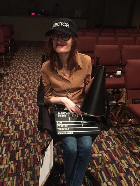 Backlight writer/director Christie Thompson fulfills her dream of making a film