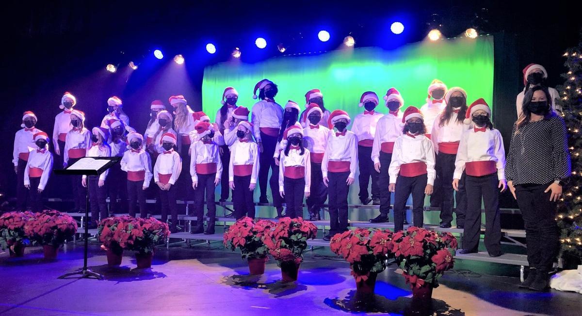 Freedom Intermediate Choir