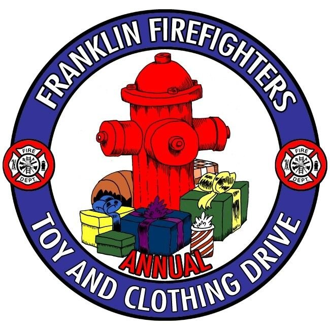 Franklin Firefighters' Christmas Toy & Clothing Drive