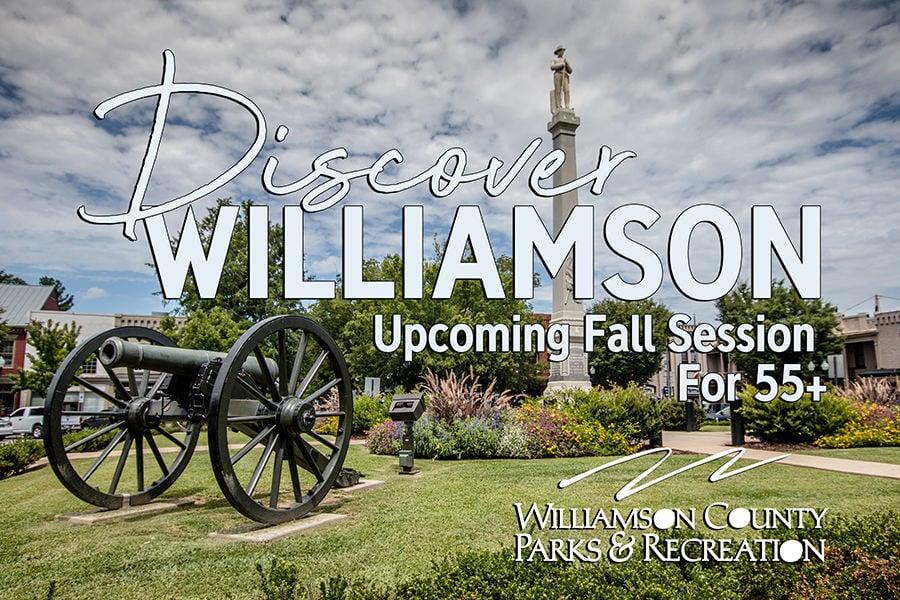 Discover Williamson