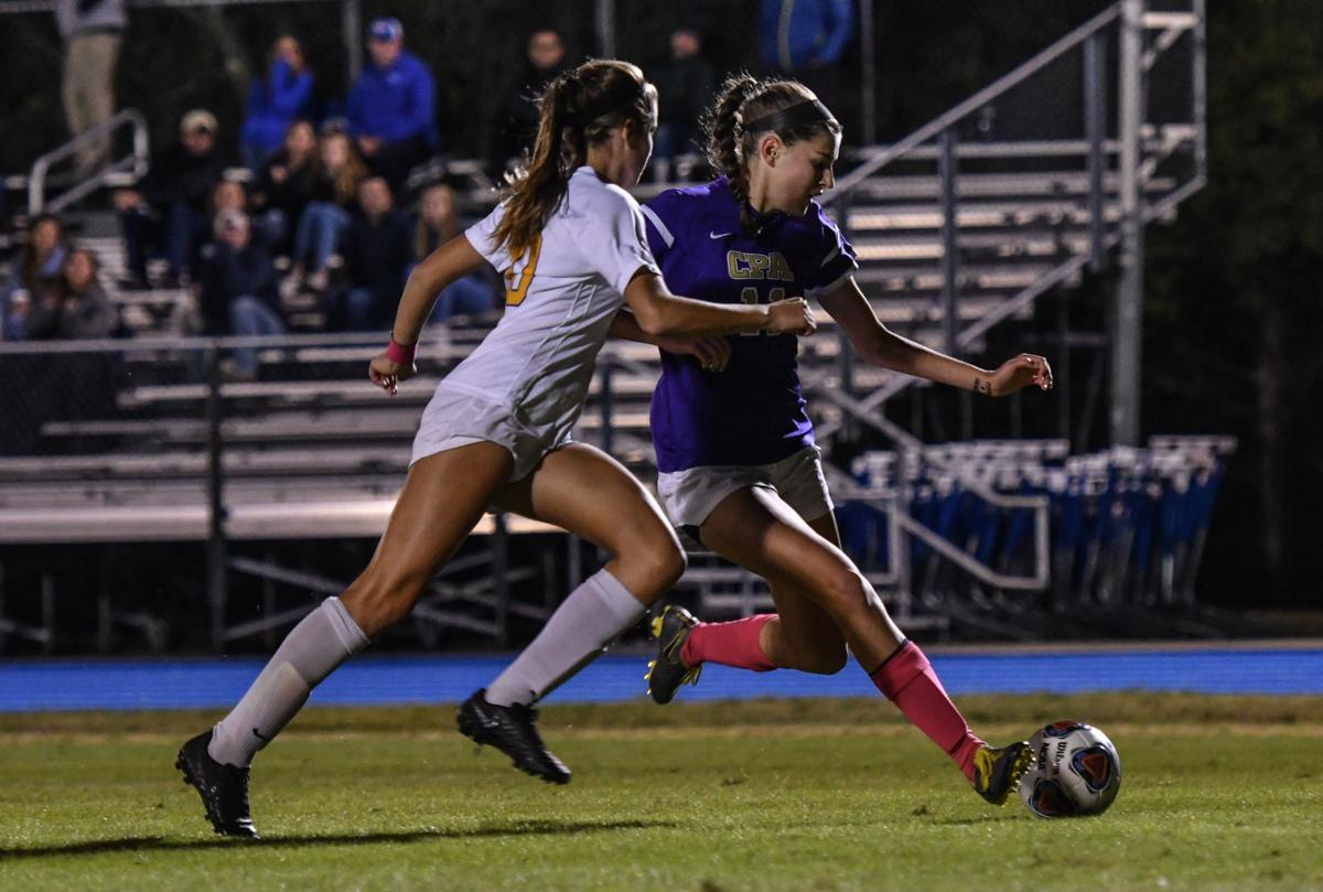 Soccer – Battle Ground Academy vs. Christ Presbyterian Academy, DII-A Middle Region
