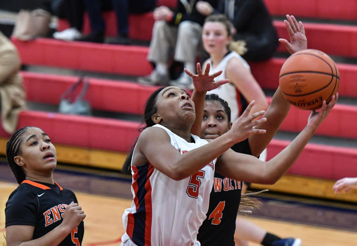 Hoops – Ensworth girls at Brentwood Academy