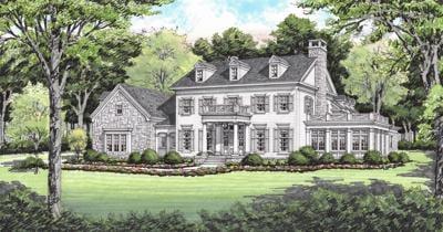 Sloan Valley Farms rendering