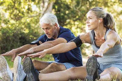 Regular exercise does wonders to slow aging