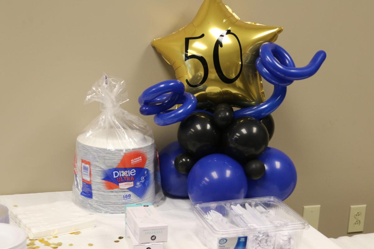 Brentwood Police Department 50th
