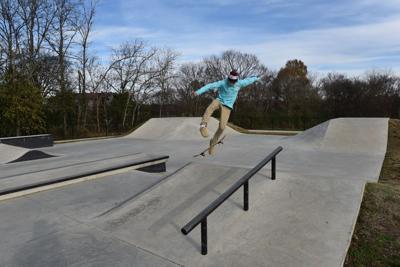 Walnut Street Skate Park, Spring Hill