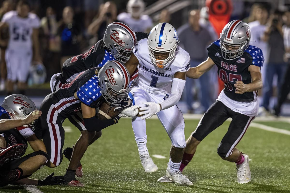 Football– Nolensville at Page
