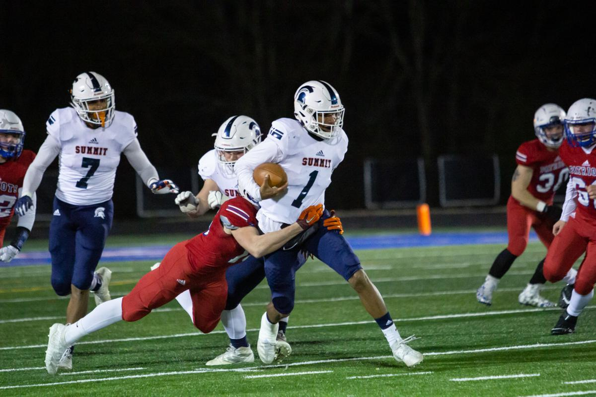 Playoff Football – Summit at Page, 5A 2nd Round