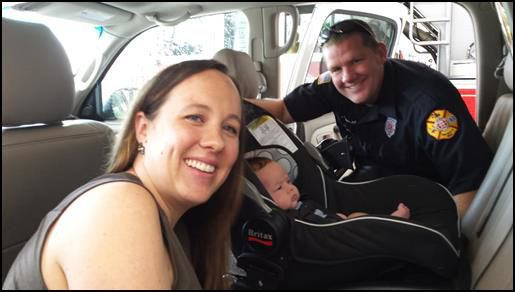 Franklin Fire Department To Host 2, What Fire Stations Install Car Seats