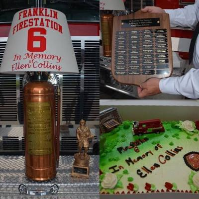 Franklin Firefighters gifts