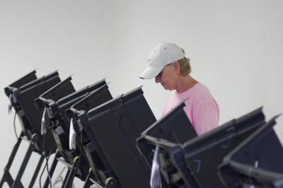 Spring Hill voter