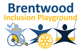 Brentwood Inclusive Playground 2021 logo