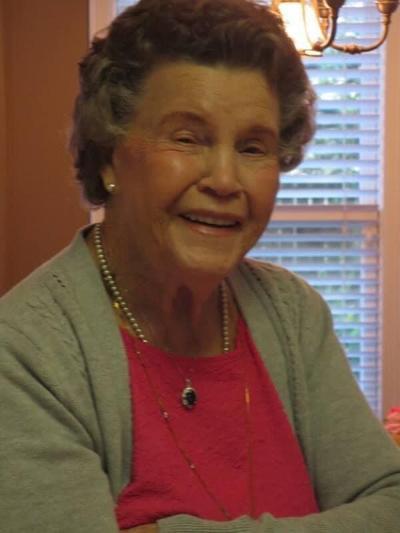 Ethel Maurine Williams Thompson obit