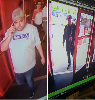 FPD credit card theft suspects May 18 2020