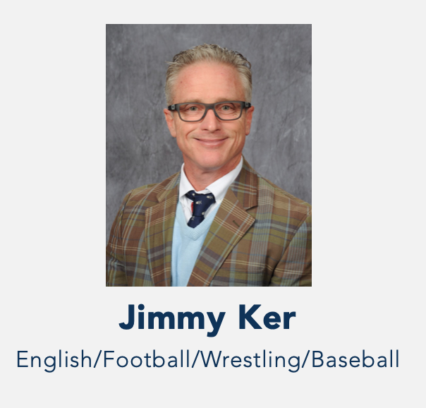 Jimmy Ker Brentwood Academy