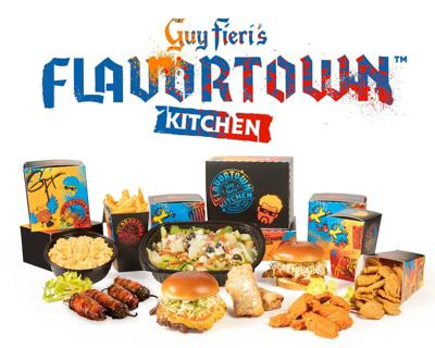 Guy Fieri's Flavortown Kitchen