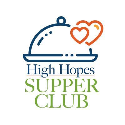 High Hopes supper club logo